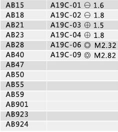 B07S-A Plier Set