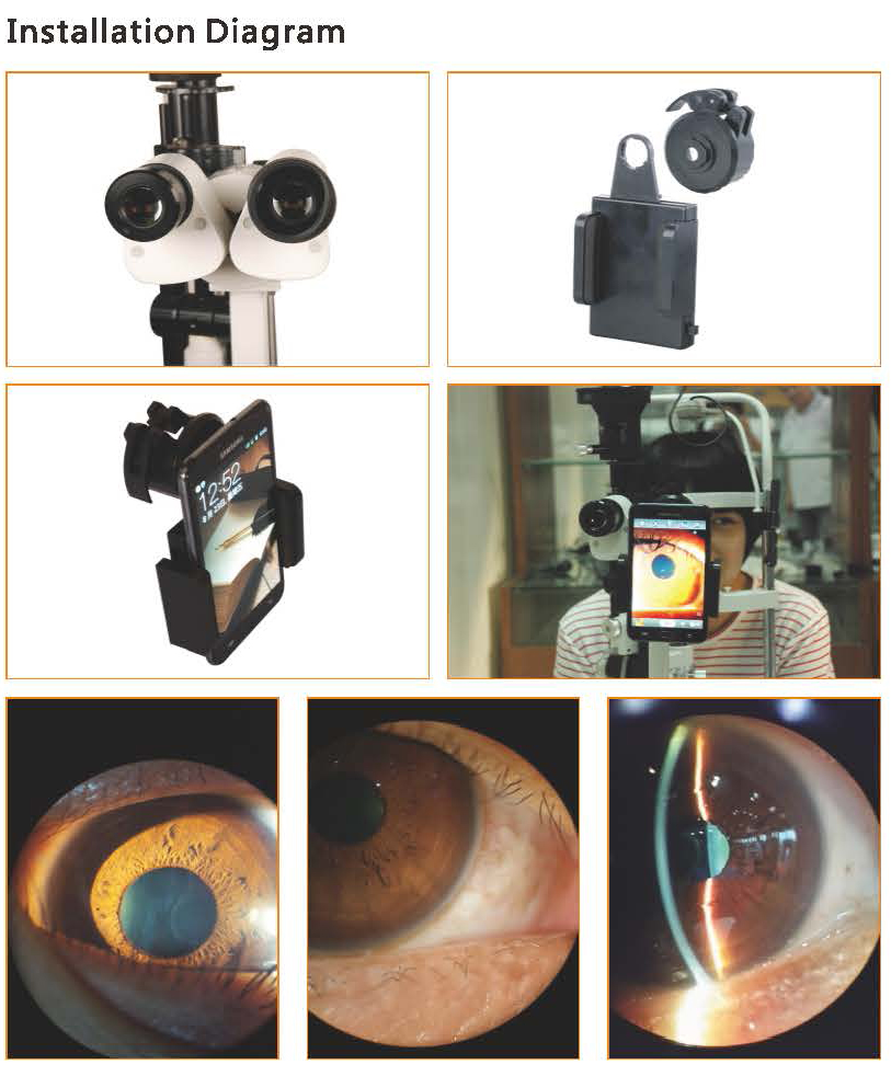 CTA-100 Digital Eyepiece Adapter