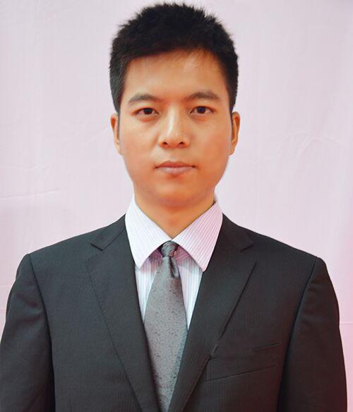 HY Vision Star Sales Director-John Gao