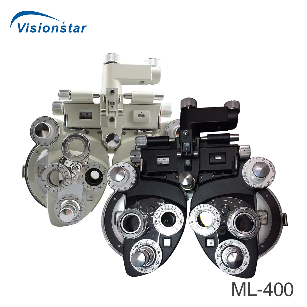 ML-400 Manual Phoropter