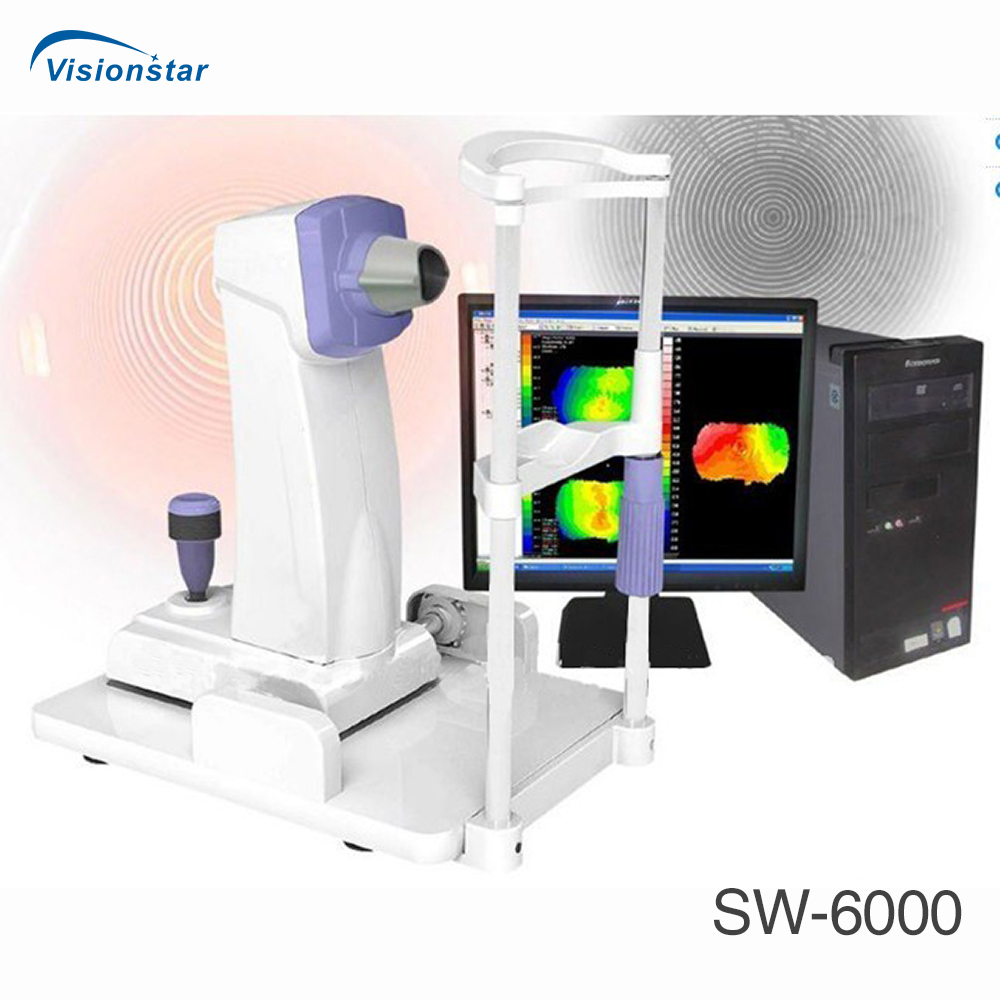 SW-6000 Corneal Topography Machine