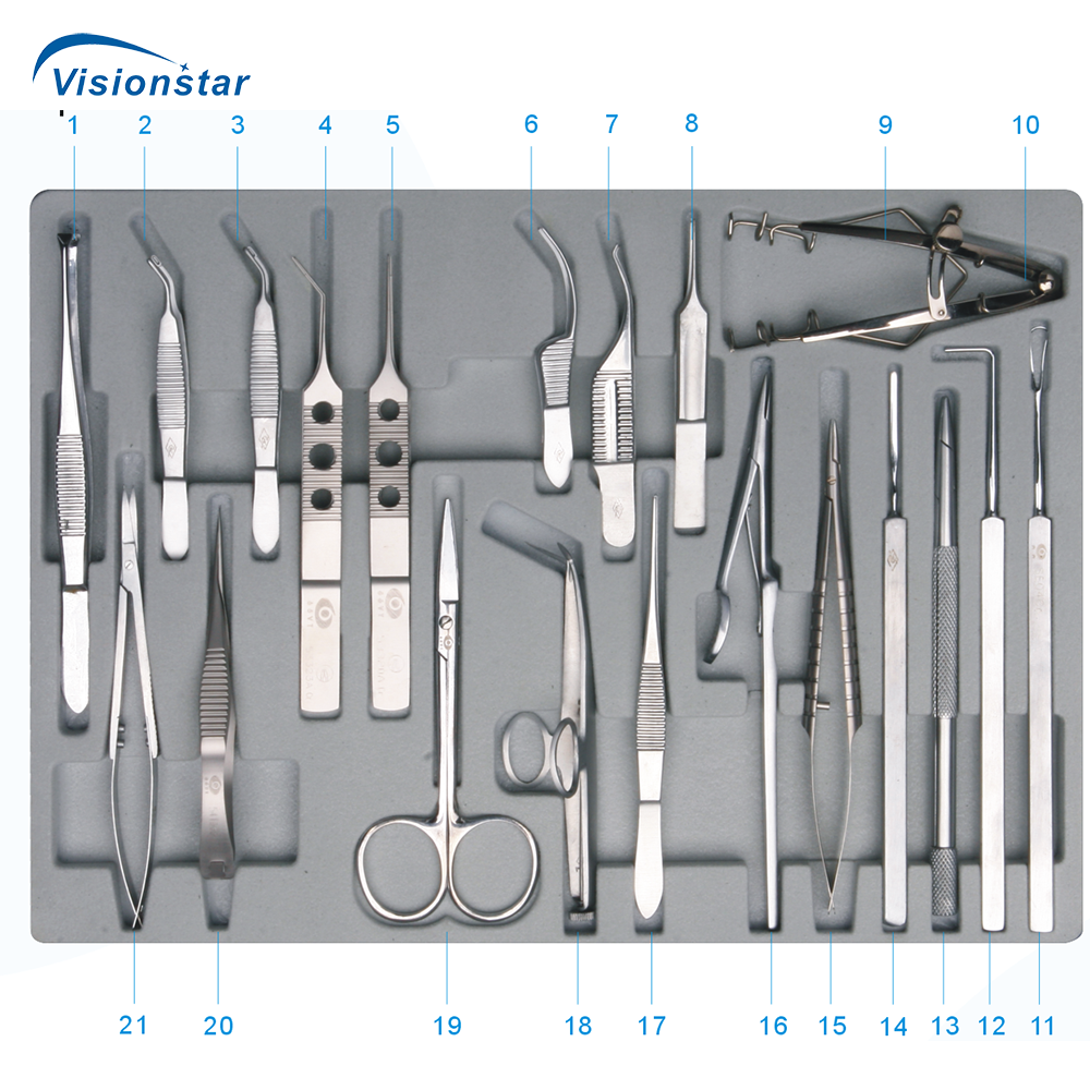 China Best Price Ophthalmic Surgical Instruments For Sale