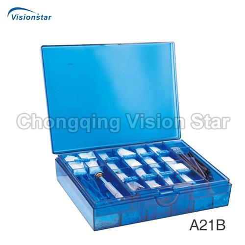 A21B Screws/Nose Pads Box