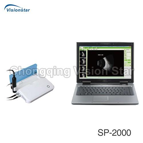 SP-2000 Ultrasound Bio-Microscope