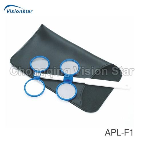 APL-F1 optometry lens flippers