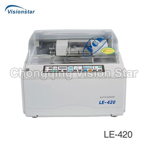 LE-420 Auto Lens Edger