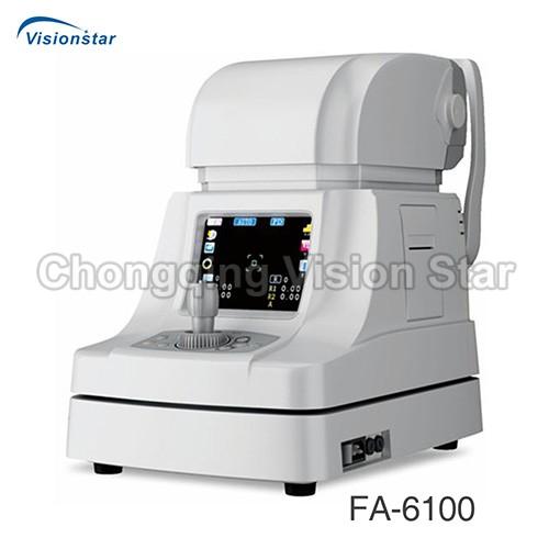 FA-6100 Auto Refractometer ; FA-6100K Auto Ref/Keratometer