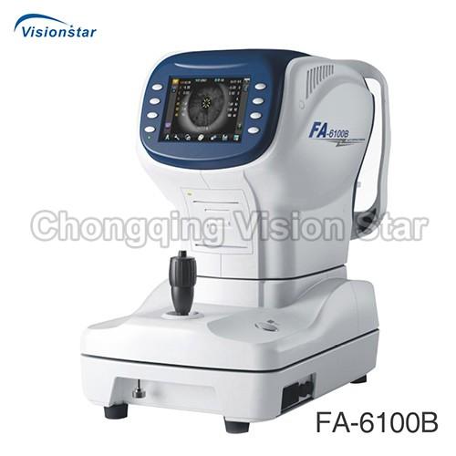 FA-6100B Auto Refractometer ; FA-6100BK Auto Ref/Keratometer