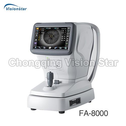 FA-8000A Auto Refractometer/ FA-8000K Auto Ref/Keratometer