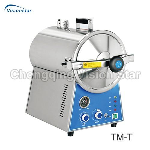 TM-T16J/TM-T24J/TM-T24D TABLE TOP STEAM STERILIZERS