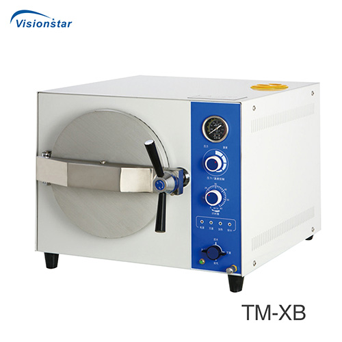 TM-XB20J/TM-XB24J TABLE TOP STEAM STERILIZER