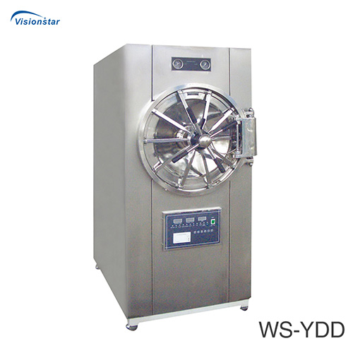 WS-YDD Horizontal Cylindrical Pressure Steam Sterilizer