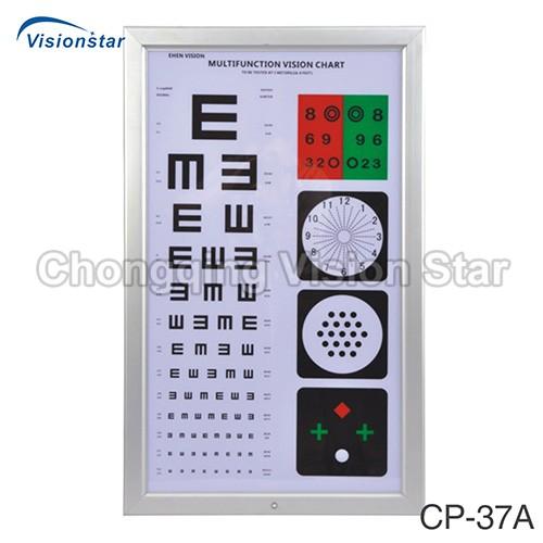 CP-37A LED Visual Chart