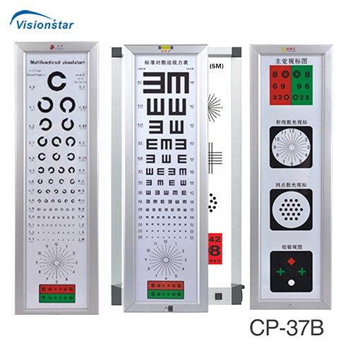 CP-37B LED Visual Chart