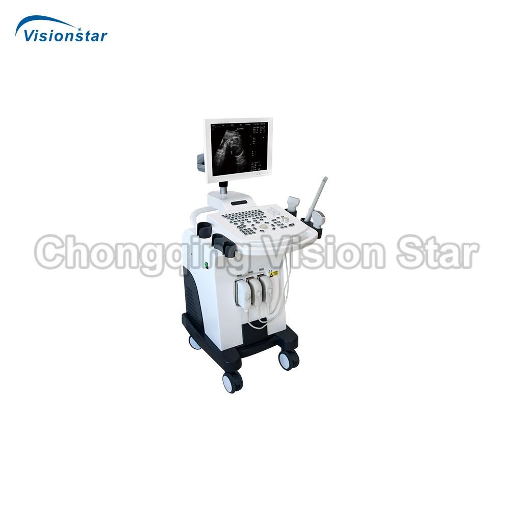 DW-370 B Mode Ultrasound Machine