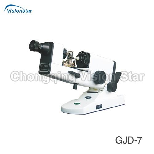 GJD-7 Manual Lensmeter