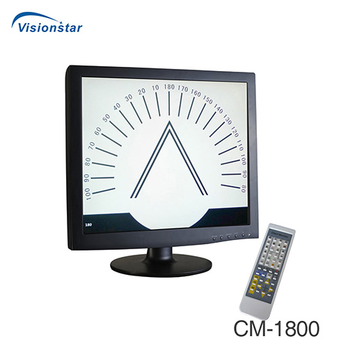 CM-1800 Monitor Chart