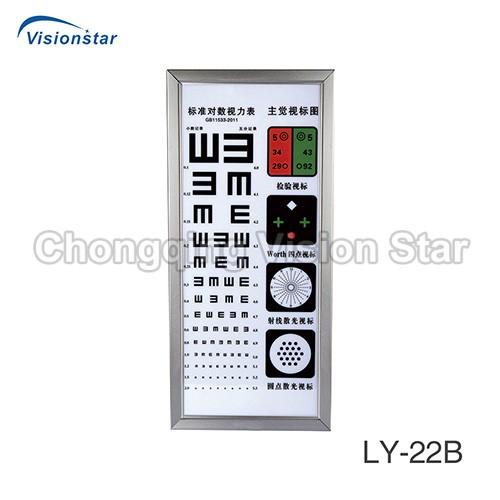 LY-22B LED Vison Chart