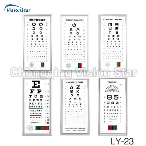 LY-23 Series LED Vison Chart