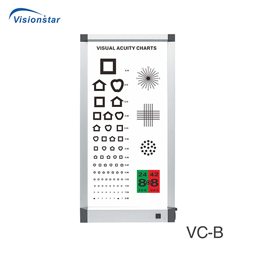 VC-B Visual Aculty Charts