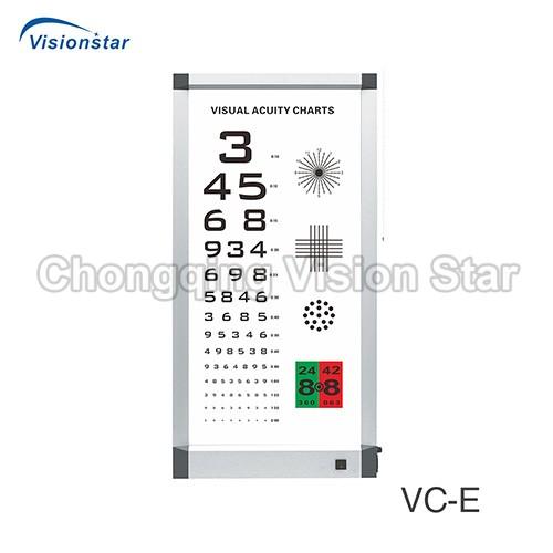 VC-E Visual Aculty Chart