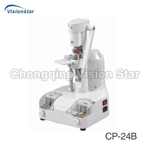 CP-24B Lens Drilling & Notch-Cutting Machine