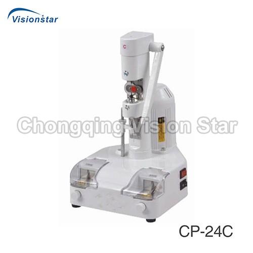 CP-24C Lens Drilling & Notch-Cutting Machine