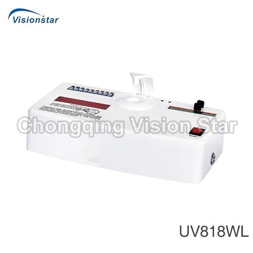 UV818WL UV Anti-radiation Lens Tester