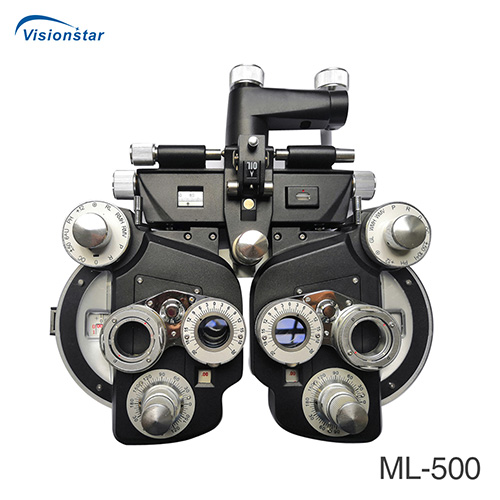 ML-500 Manual Phoropter