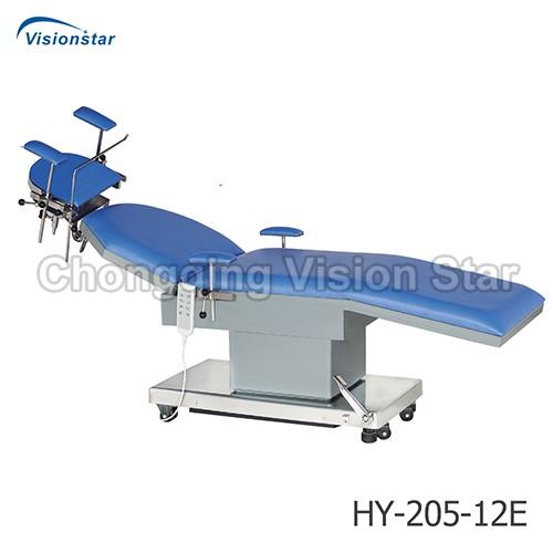 HY-205-12E Electric E.E.N.T Examination & Operating Table