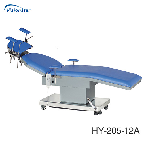 HY-205-12A Electric E.E.N.T Examination & Operating Table