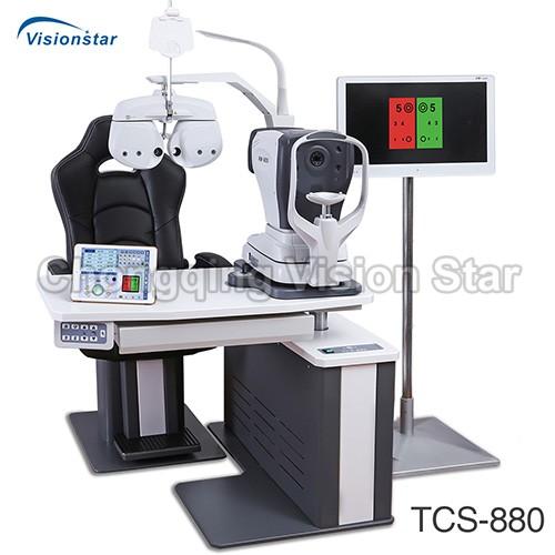 TCS-880 Ophthalmic unit