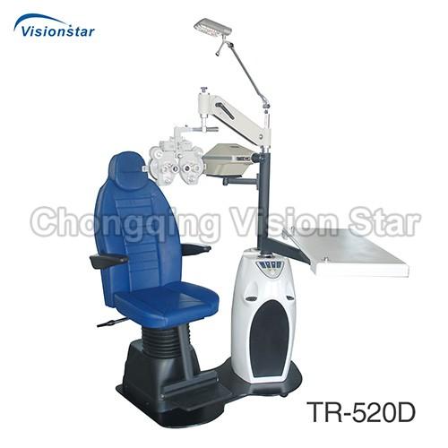 TR-520D Ophthalmic Unit