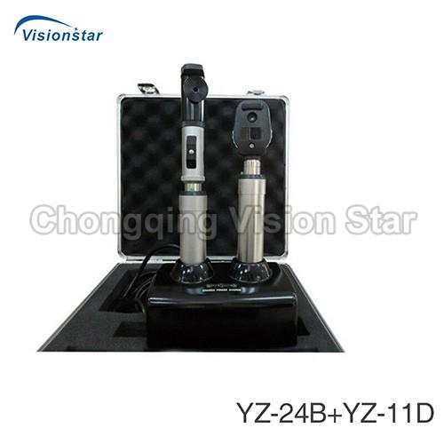 YZ-24B And YZ-11D Streak Retinoscope