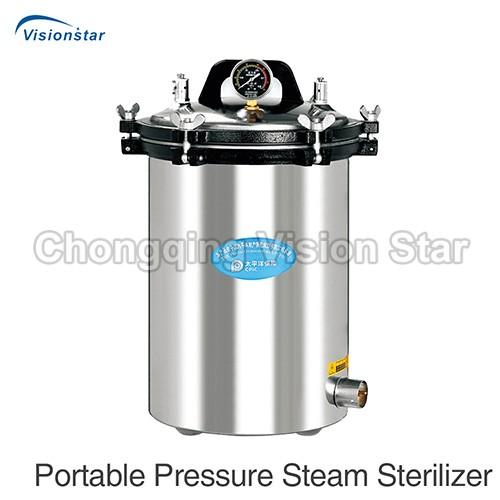 YX Series Portable Pressure Steam Sterilizer