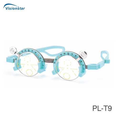 PL-T9 Progressive test lenses
