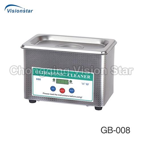 GB-008 Ultrasonic Glasses Cleaner