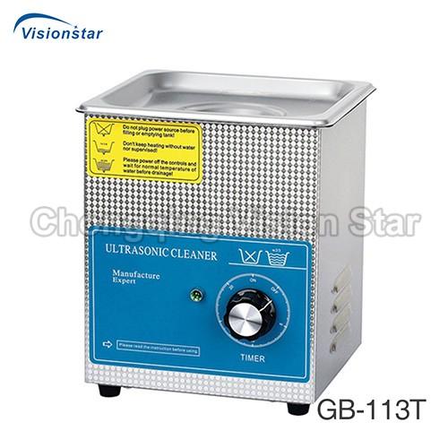 GB-113T Ultrasonic Glasses Cleaner