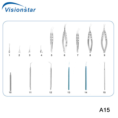 A15 Small-KERF Surgery Kit