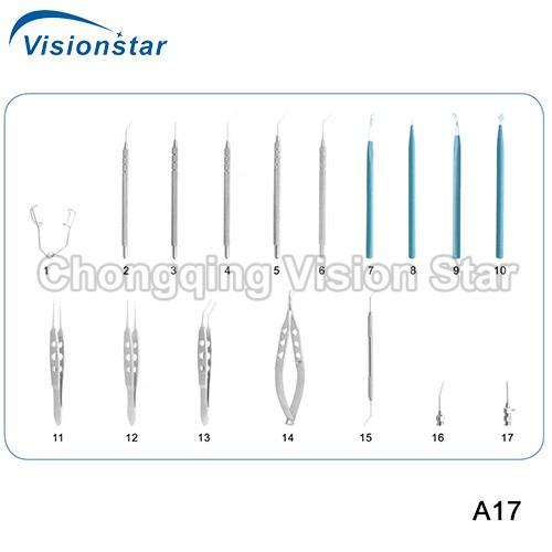 A17 Ultrasonic Emulsification Surgery Kit