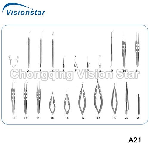 A21 Cataract Surgery Kit