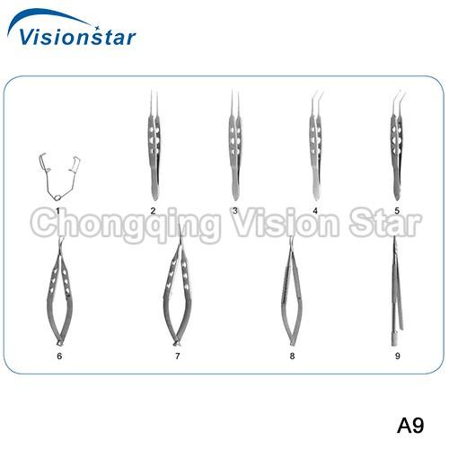 A9 Lens Surgery Kit