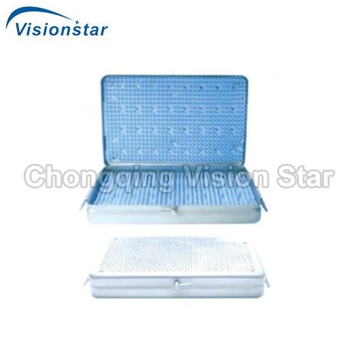 G-0163 Stainless Steel Sterilization box