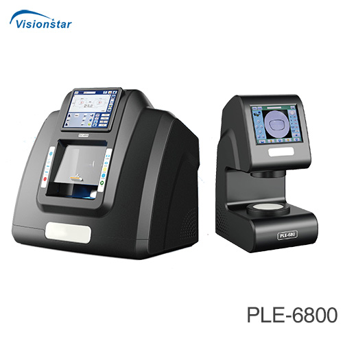 PLE-6800 3D Patternless Lens Edger