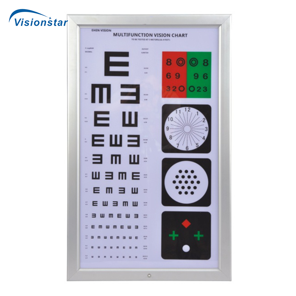 CP-37A LED Visual Chart