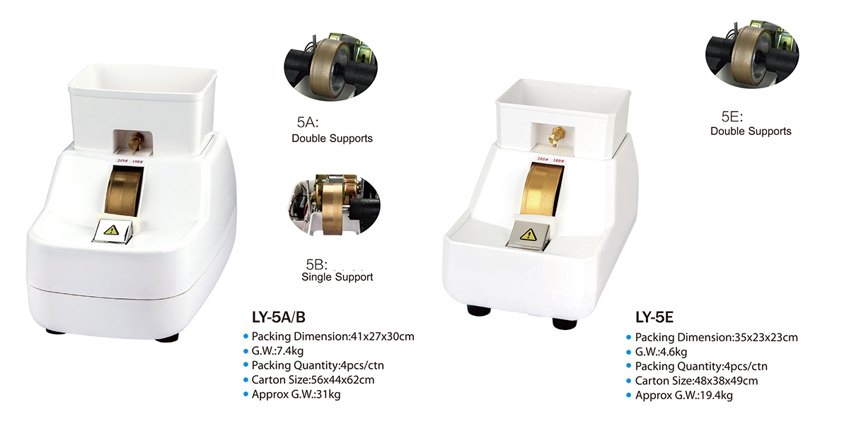 LY-316B Hand Lens Edger