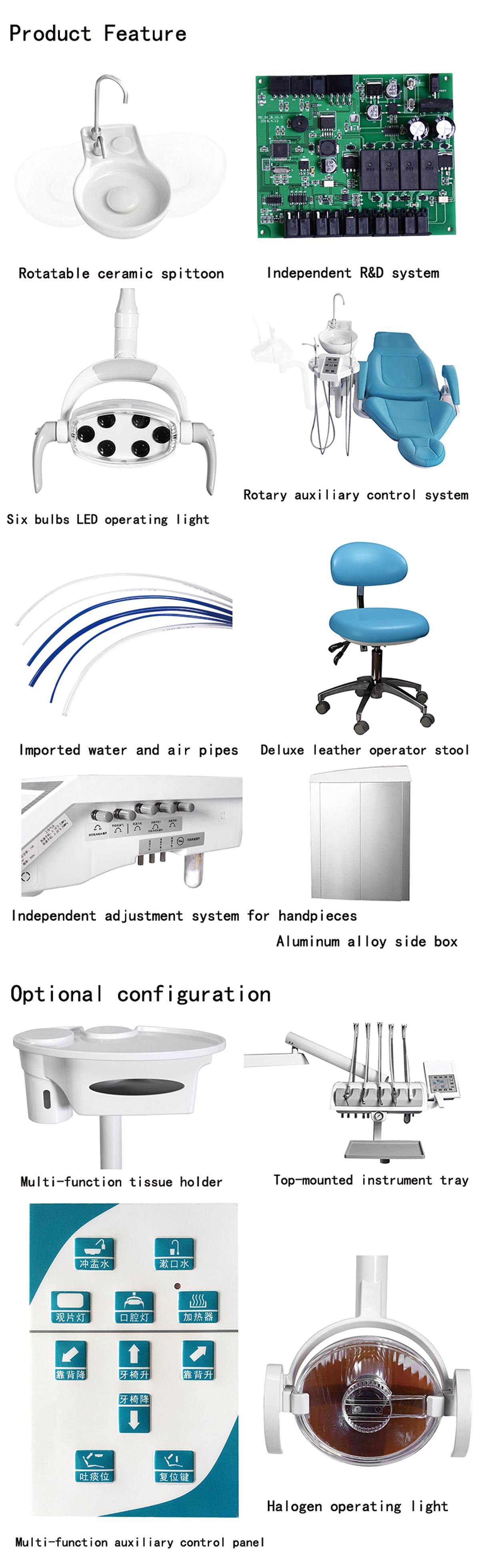 MD-A04 Dental Chair