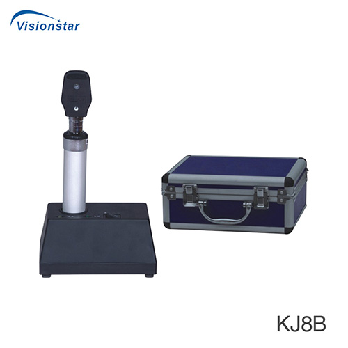 KJ8B rechargeable ophthalmoscope